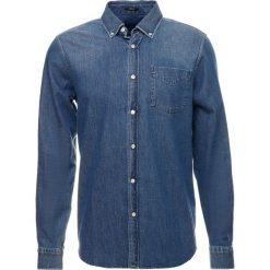 Denham STANDARD PID Koszula indigo. Niebieskie koszule męskie marki Polo Ralph Lauren, m, z bawełny, polo. Za 549,00 zł.