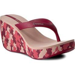 Chodaki damskie: Japonki IPANEMA - Lipstick Thing IV Fem 81706 Pink/Red 41083