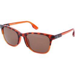 """Okulary przeciwsłoneczne damskie aviatory: Okulary przeciwsłoneczne """"0047/S G1H/8U"""" w kolorze pomarańczowym"""