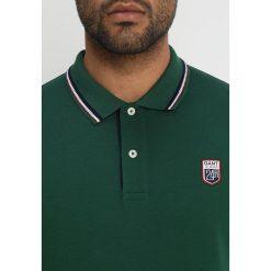 GANT TECH PREP RUGGER Koszulka polo ivy green. Niebieskie koszulki polo marki GANT. Za 509,00 zł.