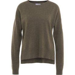 Swetry klasyczne damskie: 2nd Day MILA Sweter army