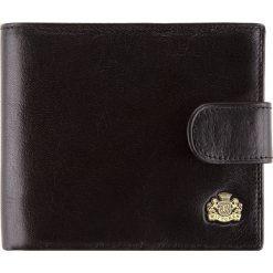 Portfel 10-1-125-1. Czarne portfele męskie Wittchen. Za 429,00 zł.