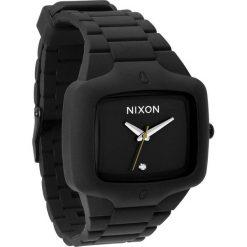 Zegarek unisex Black Nixon Rubber Player A1391000. Zegarki damskie Nixon. Za 647,00 zł.