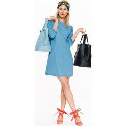 Shopper bag damskie: TORBA ŚREDNIEJ WIELKOŚCI