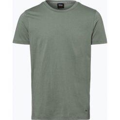 T-shirty męskie: BOSS Casual – T-shirt męski – Typer, zielony
