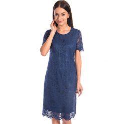 Sukienki: Koronkowa sukienka BIALCON