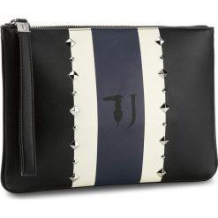 Torebka TRUSSARDI JEANS - Blondie 75B00213 K299. Niebieskie torebki klasyczne damskie marki Trussardi Jeans, z jeansu. W wyprzedaży za 299,00 zł.
