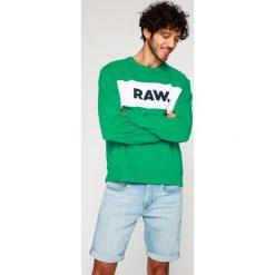 Odzież męska: G-Star Raw - Bluza