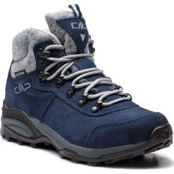 Trekkingi CMP - Turais Wmn Trekking Shoes Wp 2.0 38Q4586 Black/Blu N950. Niebieskie buty trekkingowe damskie CMP. W wyprzedaży za 279,00 zł.