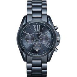 Zegarek MICHAEL KORS - Bradshaw MK6248 Blue/Blue. Niebieskie zegarki męskie Michael Kors. W wyprzedaży za 899,00 zł.
