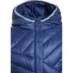 Columbia POWDER LITE PUFFER Kurtka Outdoor eve. Niebieskie kurtki dziewczęce sportowe marki Columbia, z materiału. W wyprzedaży za 186,75 zł.