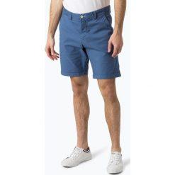 Gant - Spodenki męskie, niebieski. Niebieskie spodenki i szorty męskie marki GANT, eleganckie. Za 249,95 zł.