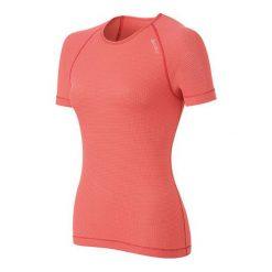 Odlo Koszulka tech. Shirt s/s crew neck CUBIC - 140041 - 140041M. Różowe bralety marki Odlo, m. Za 159,95 zł.