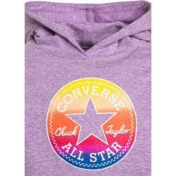 Converse SUNSET HOODIE Bluza z kapturem fuchsia glow/snow heather. Fioletowe bluzy dziewczęce rozpinane marki bonprix, z nadrukiem. Za 189,00 zł.