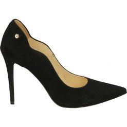 Buty ślubne damskie: Czółenka - 4704 CAM NERO