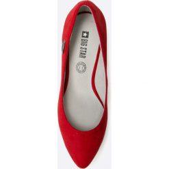 Buty ślubne damskie: Big Star - Czółenka