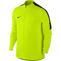 Nike Koszulka męska Squad zielona r. XL (807063 702). Zielone t-shirty męskie Nike, m, do piłki nożnej. Za 165,57 zł.