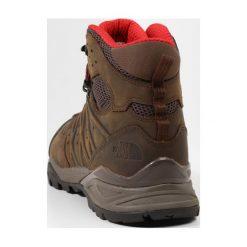 Buty trekkingowe męskie: The North Face HIKE II GTX  Buty trekkingowe bone brown/rage red