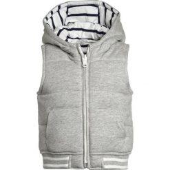 GAP VEST BABY BOY Kamizelka light heather grey. Szare kurtki dziewczęce przeciwdeszczowe GAP, z bawełny. W wyprzedaży za 170,10 zł.