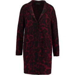 Kurtki i płaszcze damskie: SET Krótki płaszcz dark red grey