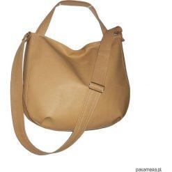 Jasnobrązowa torba 3w1, Karmelowa torba na ramię. Brązowe torebki klasyczne damskie Pakamera. Za 135,00 zł.