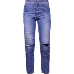 Rurki damskie: Each x Other BANDS DENIM JEANS Jeansy Slim Fit medium blue
