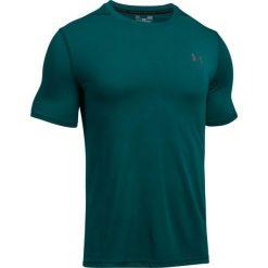 Under Armour Koszulka męska Threadborne Fitted zielona r. M (1289588-919). Zielone koszulki sportowe męskie Under Armour, m. Za 105,58 zł.
