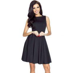 Sukienki: Ariane – sukienka z francuskim cięciem i spódnicą z koła czarna