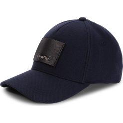 Czapka z daszkiem CALVIN KLEIN - Pique' Baseball Cap K50K503669 430. Niebieskie czapki z daszkiem męskie marki Calvin Klein, z bawełny. Za 179,00 zł.