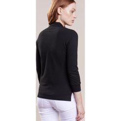 Bluzki asymetryczne: Polo Ralph Lauren SLIM FIT Koszulka polo black