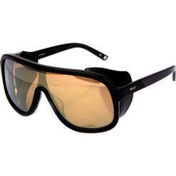 """Okulary przeciwsłoneczne """"BY4061A01"""" w kolorze czarnym. Brązowe okulary przeciwsłoneczne damskie marki Triwa, z tworzywa sztucznego. W wyprzedaży za 299,95 zł."""