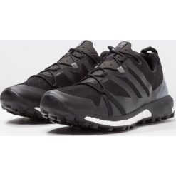 adidas Performance TERREX AGRAVIC Obuwie do biegania Szlak core black/vista grey - 2