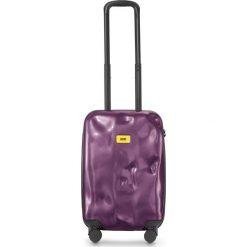 Walizka Bright kabinowa Purple. Szare walizki marki Crash Baggage, z materiału. Za 839,00 zł.