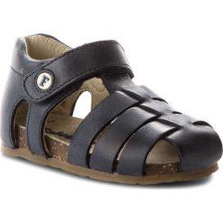 Sandały NATURINO - Falcotto By Naturino 1405 0011500689.01.9101 Blue. Niebieskie sandały męskie skórzane Naturino. Za 269,00 zł.