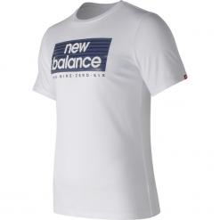 T-shirty męskie: New Balance MT73595WT