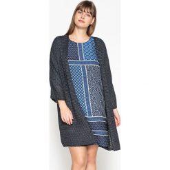 Kardigany damskie: Sweter narzutka, fason kimono