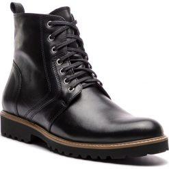 Kozaki SERGIO BARDI - Foglizzo FW127373118AD 101. Czarne buty zimowe męskie Sergio Bardi, ze skóry. W wyprzedaży za 239,00 zł.