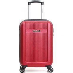 """Walizki: Walizka """"Quito-E"""" w kolorze czerwonym – 33 kg x 45 kg x 20 cm"""