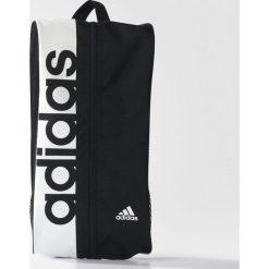 Torby podróżne: Adidas WOREK NA BUTY ADIDAS  czarny, białe logo (S99973)