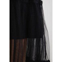 Spódniczki trapezowe: Navy London HANNAH Spódnica trapezowa black