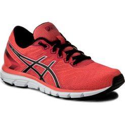 Buty ASICS - Gel-Zaraca 5 T6G8N Diva Pink/Black/Silver 2090. Czarne buty do biegania damskie marki Asics. W wyprzedaży za 239,00 zł.