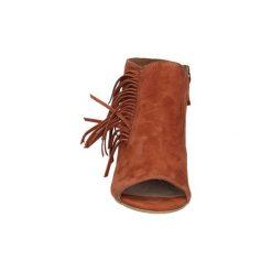 Sandały Tamaris  SANDAŁY  1-28348-26. Brązowe sandały damskie marki Tamaris. Za 169,99 zł.