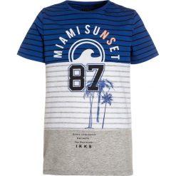 T-shirty chłopięce z nadrukiem: IKKS Tshirt z nadrukiem grey