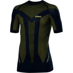 Asics Koszulka męska Seamless SS Top czarna r. M (110508 0343). Czarne koszulki sportowe męskie Asics, m. Za 92,13 zł.
