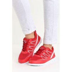 Czerwone Buty Sportowe Triple A. Pomarańczowe buty sportowe damskie marki Born2be, z materiału. Za 59,99 zł.