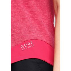 Topy sportowe damskie: Gore Bike Wear POWER TRAIL  Top jazzy pink