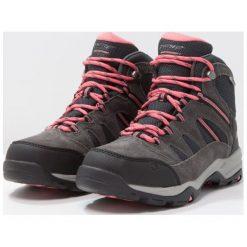 Buty trekkingowe damskie: HiTec BANDERA II WP  Buty trekkingowe charcoal/graphite/blossom