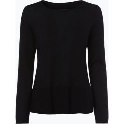 Marc O'Polo - Sweter damski, czarny. Czarne swetry klasyczne damskie Marc O'Polo, xs, polo. Za 529,95 zł.