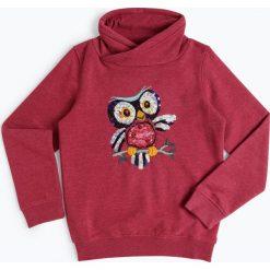 Review - Dziewczęca bluza nierozpinana, czerwony. Czerwone bluzy dziewczęce rozpinane Review. Za 139,95 zł.