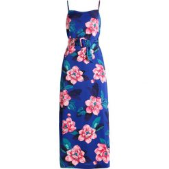 Długie sukienki: Banana Republic CHELSEA FLORAL Długa sukienka blue